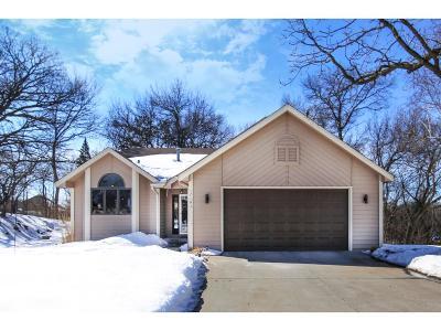 Lakeville Single Family Home Contingent: 17193 Jordan Court
