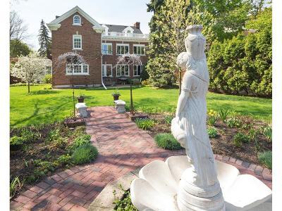 Saint Paul Single Family Home For Sale: 1017 Summit Avenue