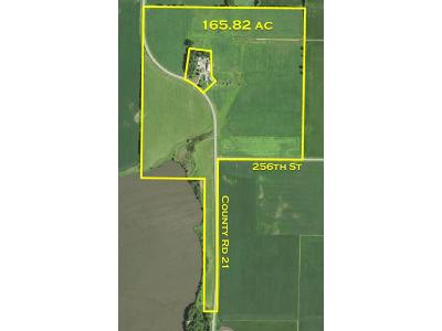 Sibley County Residential Lots & Land For Sale: 25303 461st Avenue