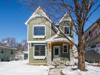 Saint Paul Single Family Home For Sale: 1317 Juliet Avenue