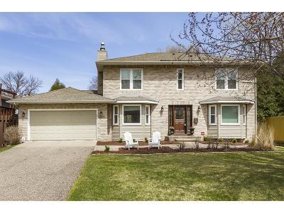 Edina Single Family Home For Sale: 5224 Tifton Drive