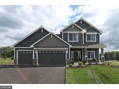 Lakeville Single Family Home For Sale: 8462 200th Street W