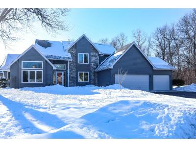 Eagan Single Family Home For Sale: 4760 Westminster Circle