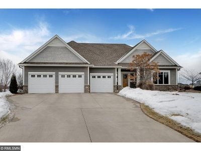 Northfield Single Family Home For Sale: 1512 Cannon Valley Drive