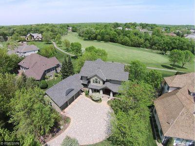 Eden Prairie Single Family Home For Sale: 18664 Melrose Chase