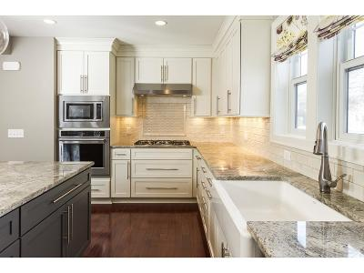Edina MN Single Family Home For Sale: $1,199,000