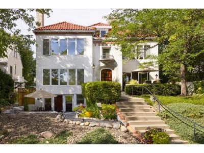 Condo/Townhouse For Sale: 4344 W Lake Harriet Parkway #2