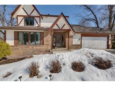 Eden Prairie Single Family Home For Sale: 9253 Amsden Way