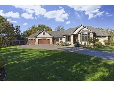 Scott County Single Family Home For Sale: 20850 Hickory Lane