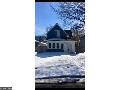 Saint Paul MN Single Family Home Contract for Deed: $159,900