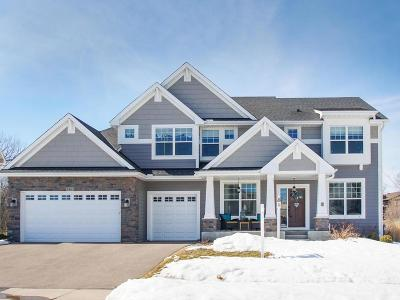 Eagan Single Family Home For Sale: 3491 Sawgrass Trail W