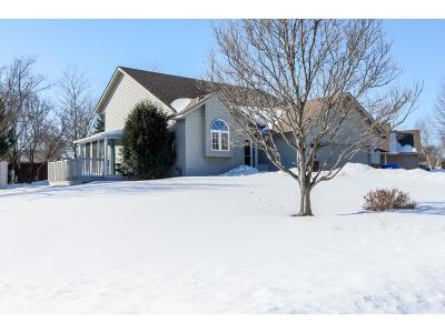 Lakeville Single Family Home Contingent: 17418 Homestead Trail