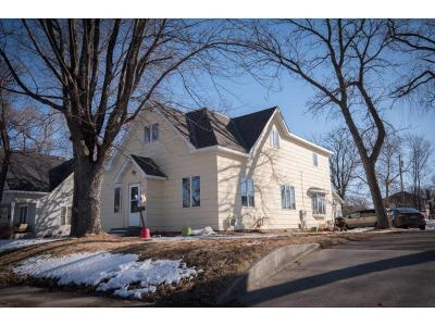 Sauk Centre MN Single Family Home For Sale: $169,900