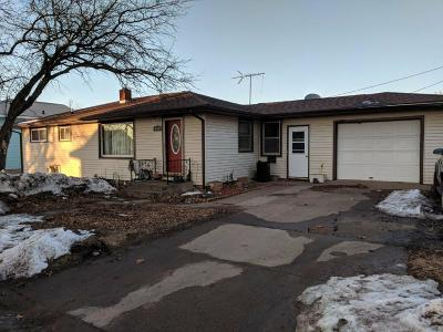 Durand Single Family Home For Sale: 410 8th Avenue W