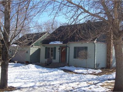 Shakopee Single Family Home Contingent: 1485 Tyrone Drive