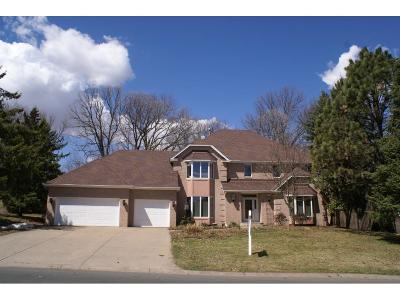 Chisago County, Washington County Single Family Home For Sale: 9376 Wedgewood Drive