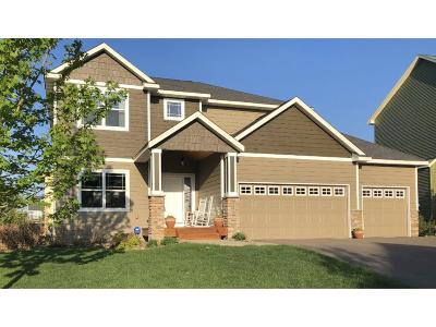 Chisago County, Washington County Single Family Home For Sale: 2154 Vermillion Bay