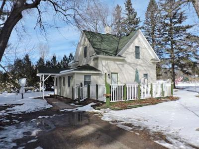 Mille Lacs County Single Family Home Contingent: 802 9th Street N