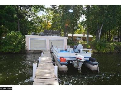 Brainerd Single Family Home For Sale: 8677 Paradise Beach Road