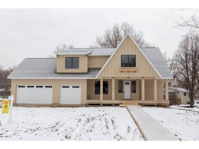 Edina Single Family Home For Sale: 5504 Cahill Lane