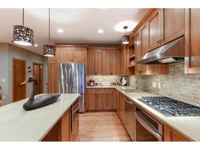 Wayzata Condo/Townhouse For Sale: 875 Lake Street N #209