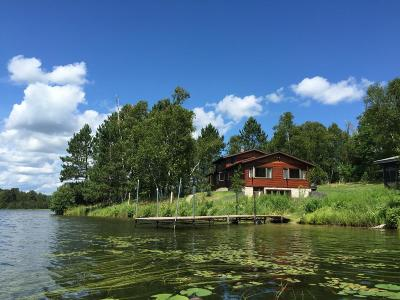 Itasca County Single Family Home For Sale: 29486 Ivy Road