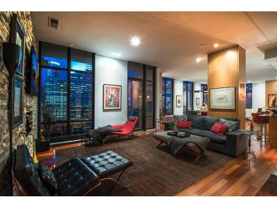 Minneapolis Condo/Townhouse For Sale: 201 S 11th Street #2320
