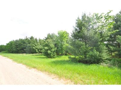 Browerville Residential Lots & Land For Sale: Tbd Pinto Drive