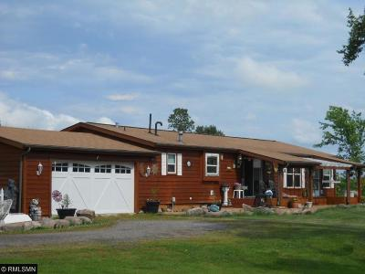 Mille Lacs County Single Family Home For Sale: 13275 340th Street