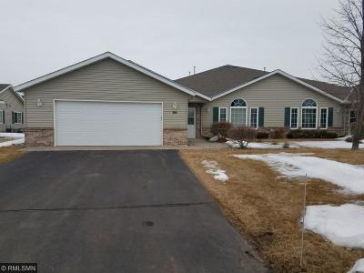 Sartell Condo/Townhouse For Sale: 1329 Tennessee Drive