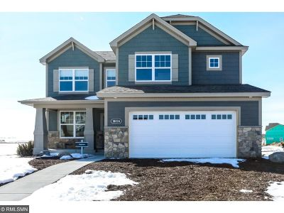 Lakeville Single Family Home For Sale: 18117 Glanshaw Avenue