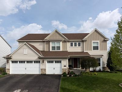 Shakopee Single Family Home For Sale: 3671 Whitetail Drive