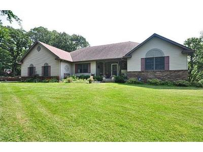 Single Family Home For Sale: 3250 Wild Turkey Lane