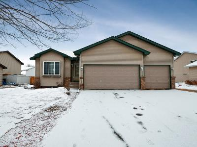 Isanti Single Family Home Contingent: 306 Glenwood Street SW