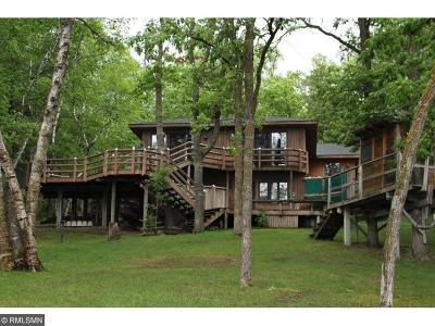 Park Rapids, Nevis Single Family Home For Sale: 17737 Enchanted Drive