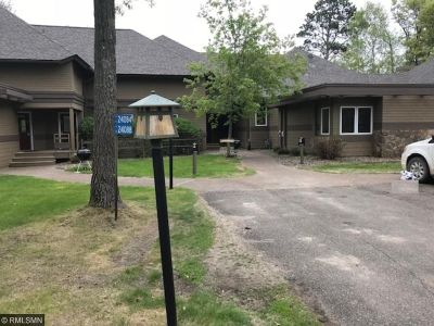 Nisswa Condo/Townhouse For Sale: 24078 Spruce Court