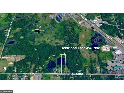 Baxter Residential Lots & Land For Sale: Tbd Garland Drive