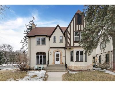 Minneapolis MN Single Family Home For Sale: $824,900
