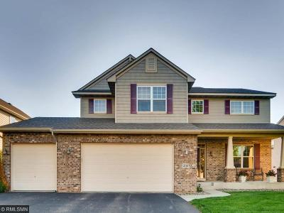Shakopee Single Family Home For Sale: 2116 Sandhill Drive