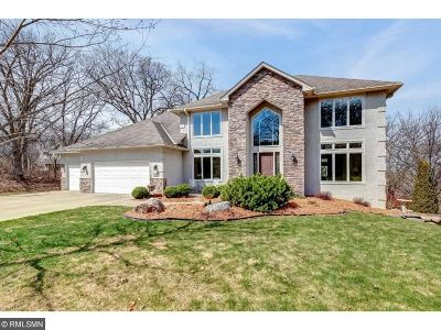 Lakeville Single Family Home For Sale: 18361 Java Trail
