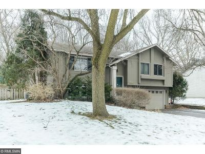 Burnsville Single Family Home For Sale: 12217 24th Avenue S