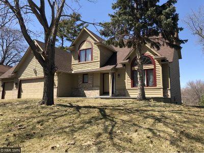 Savage Single Family Home For Sale: 5440 Riverwood Lane