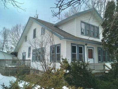 Mille Lacs County Single Family Home For Sale: 165 South Street S