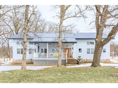 Chisago County Single Family Home For Sale: 36290 Westlund Avenue