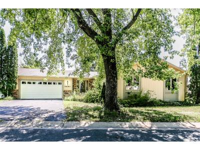 Prior Lake Single Family Home For Sale: 3201 Linden Circle NW