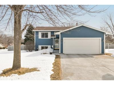 Shakopee Single Family Home For Sale: 1105 Polk Street S