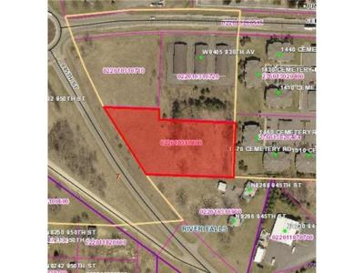 Residential Lots & Land Pending: 1.5 Acres 945th Street