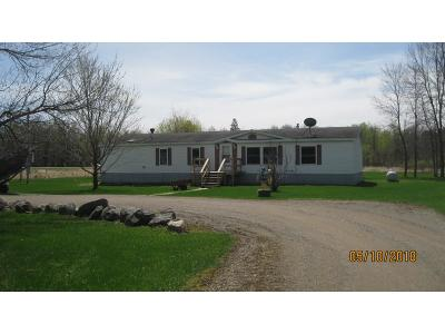 Aitkin Single Family Home For Sale: 36077 437th Lane