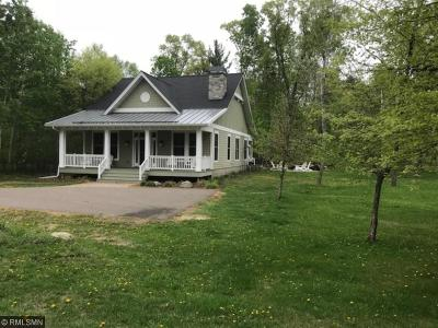 Nisswa Single Family Home For Sale: 24391 Fairway Road