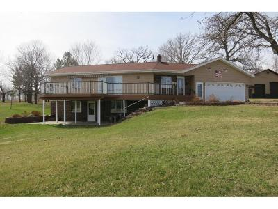 Long Prairie MN Single Family Home Contingent: $250,000